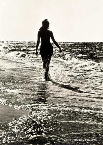 01_Original Beach Walk Silouette