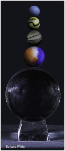 Balanced Marbles barb w