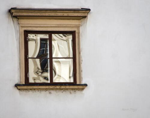 Dinga - Picasso's Window sm-1514