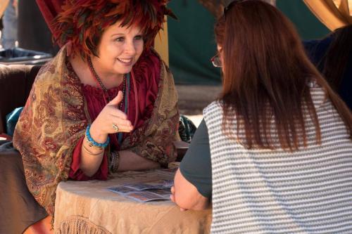 Earnest Ren Fest 9 Story