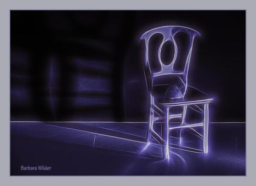 Glowing Chair-Wilder