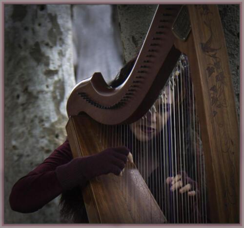 Harpist-Wilder