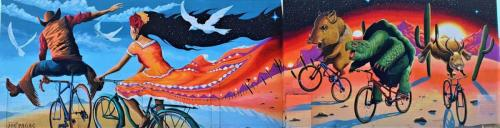 Joe Pagac Mural bev