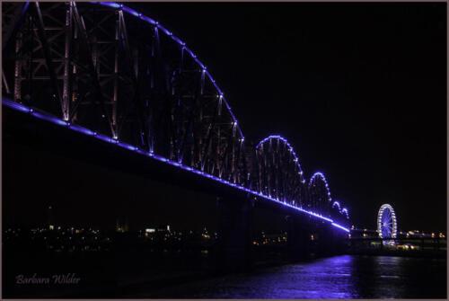 Louisville Bridge barb