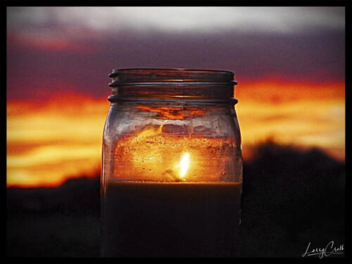 Sunset_Candle larry