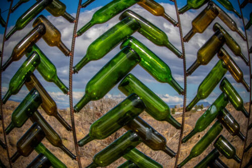 Victor_E-Junk abstract-glass bottles