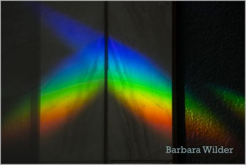 Wilder-Prism on Wall