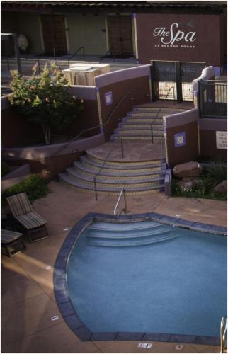 Wilder-Spa Stairway