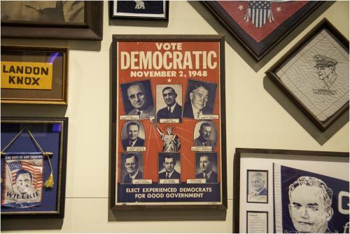 Wilder_Museum_Political Poster