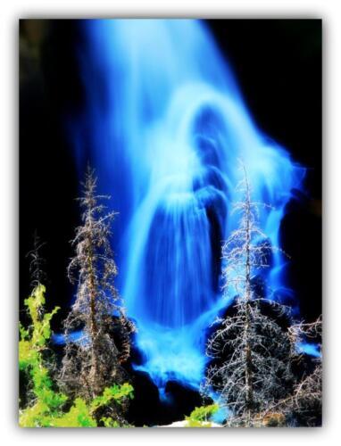 waterfall 0.25sec iso100 f22 bernie