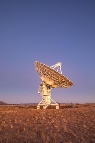 P. JOnes Very Large Array VLA
