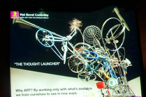 Henley  The Thought Launcher