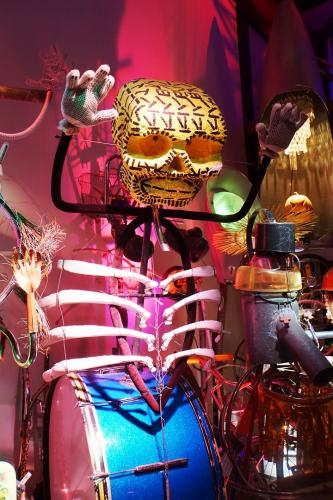 Henley  Skeleton