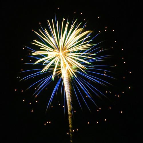 Hayward 5 Fireworks
