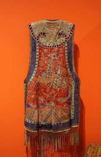 Henley Museum Native Dress
