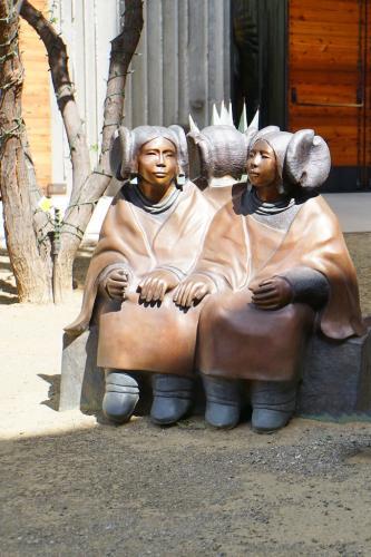 Henley Museum Sculpture Garden