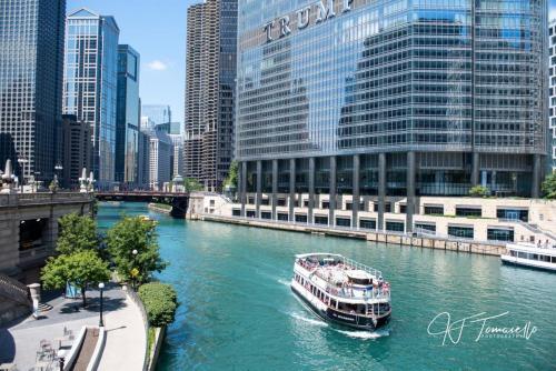 J. Tomasello Chicago River