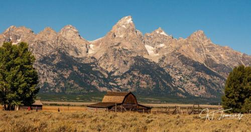 J. Tomasello Grand Tetons