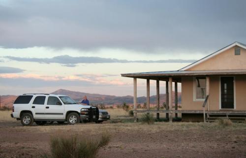 No Dog Ranch Scene