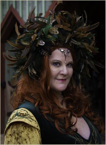 Renaissance Wilder Redhead