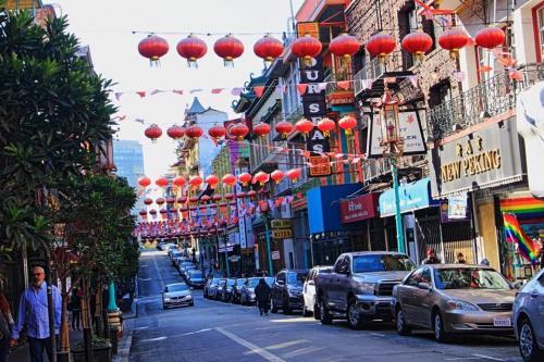 T. Stafford San Fran Chinatown