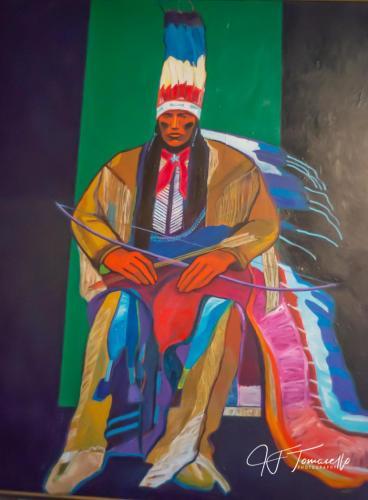 Tomasello Museum Chief-4955