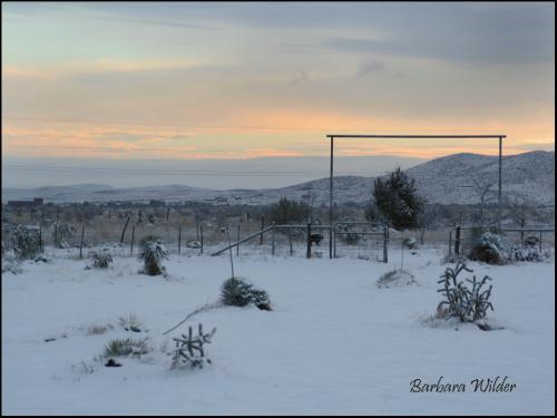Winter Ranch.WILDER